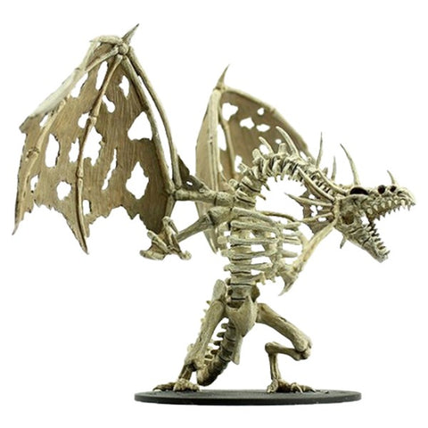 Pathfinder Battles Deep Cuts Unpainted Miniatures: Gargantuan Skeletal Dragon