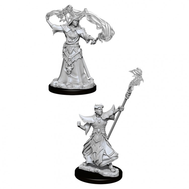Pathfinder Battles Deep Cuts Unpainted Miniatures: Male Human Sorcerer