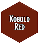 Nolzur's Marvelous Pigments - Kobold Red