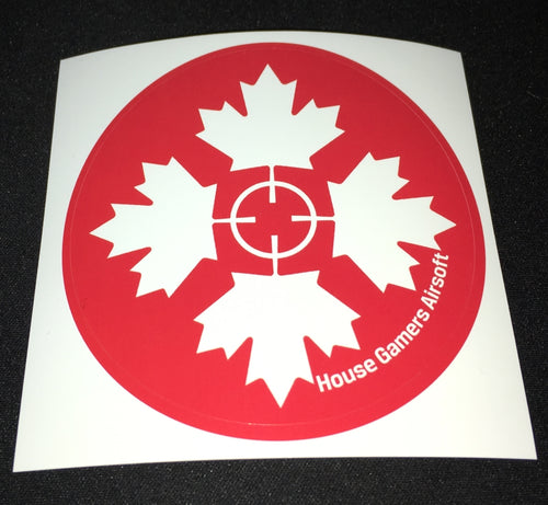 House Gamers Sticker