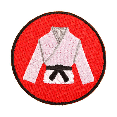 Karate Uniform Patch