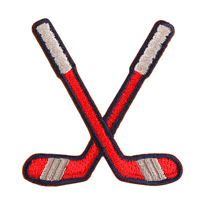 Hockey Sticks Patch