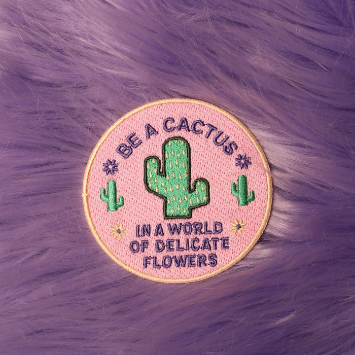 Be A Cactus Patch