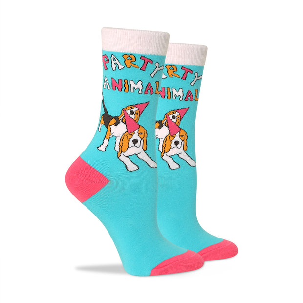 Party Animal Women's Socks