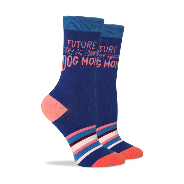 Future Dog Mom Women's Socks