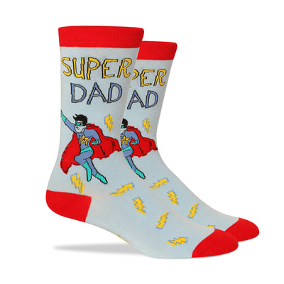 Super Dad Men's Socks
