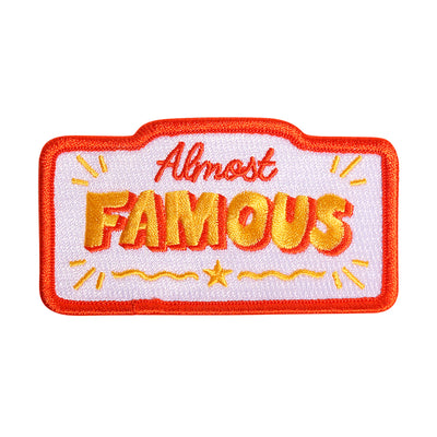 Almost Famous Patch
