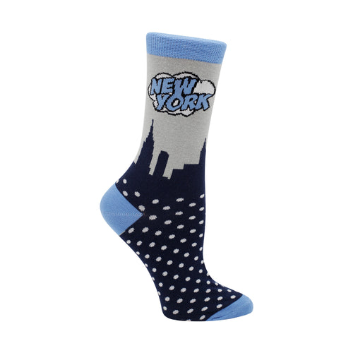 New York Women's Socks