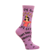 Queen Women's Socks