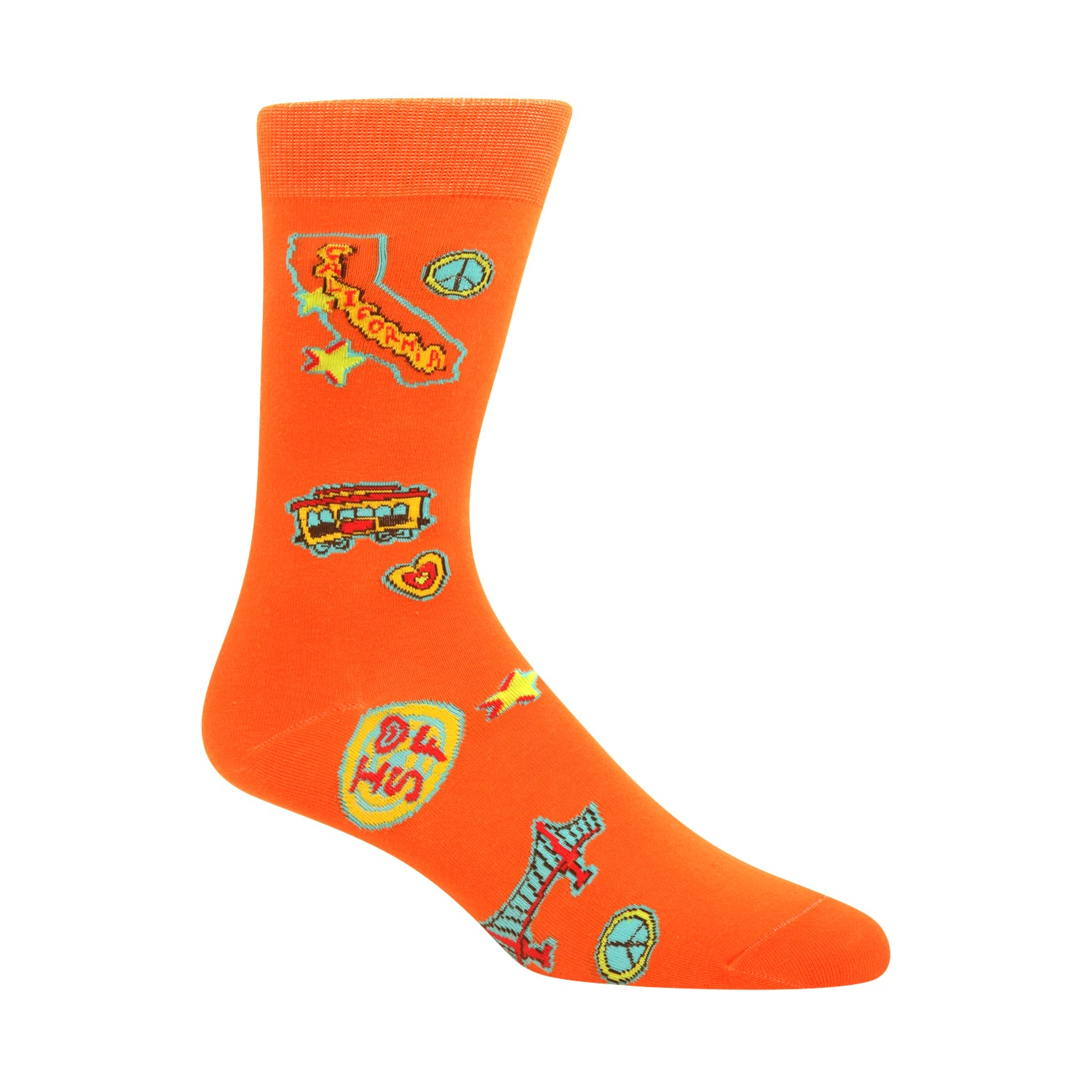 San Francisco Men's Socks