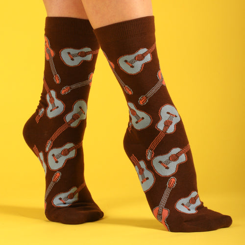 Guitar Women's Socks