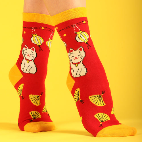 Welcome to Chinatown Women's Socks