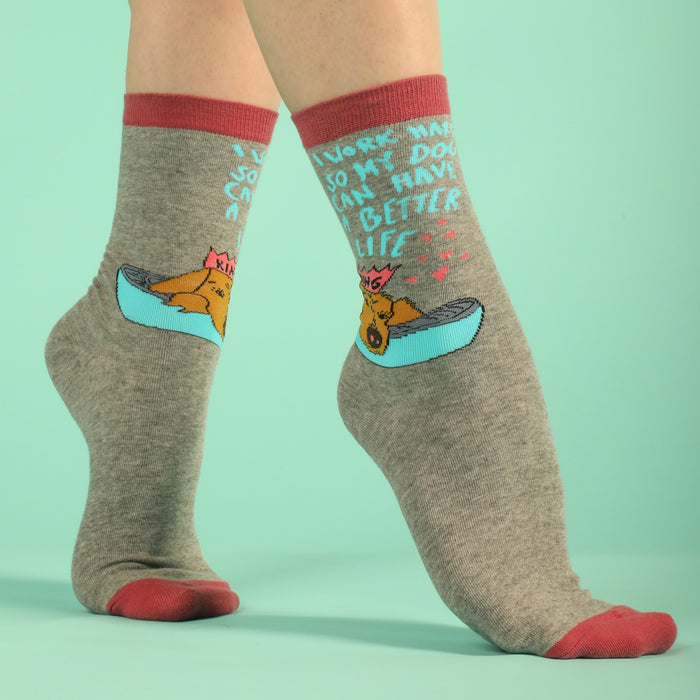 King Dog Women's Socks