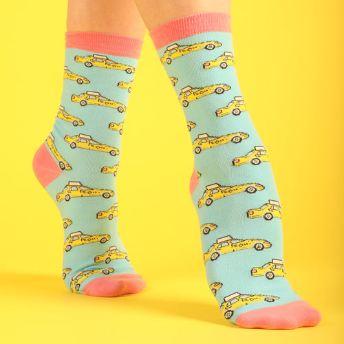 Hey Taxi Women's Socks