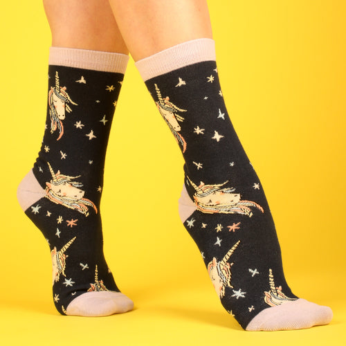 You Are a Unicorn Women's Socks