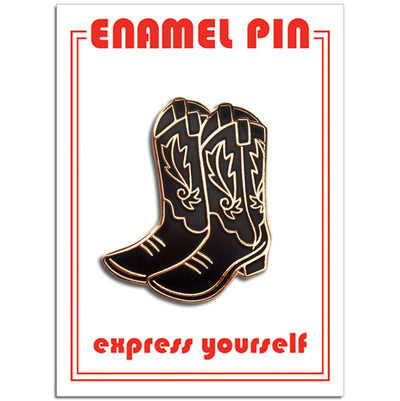 Covboy Boots Pin