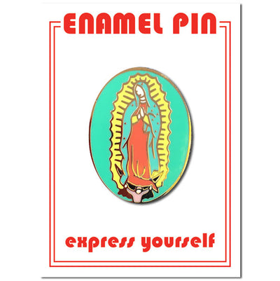 Virgin of Guadalupe Pin