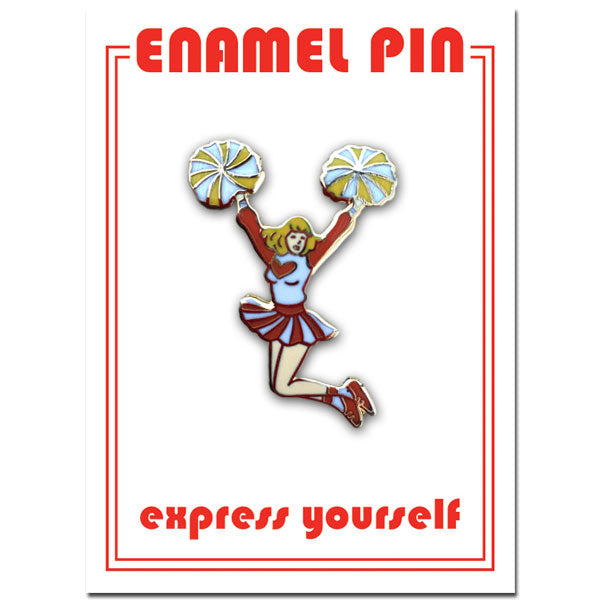 Cheerleader Pin