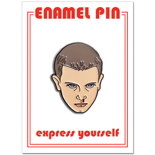 Eleven (Stranger Things) Pin