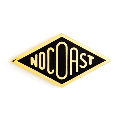 No Coast Pin