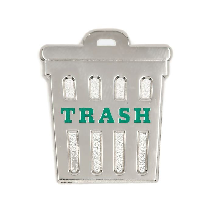 Trash Can Pin