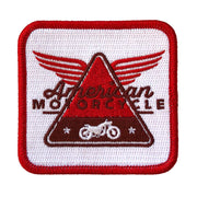 American motorcycle Patch