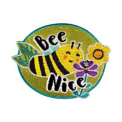 Bee Nice Patch