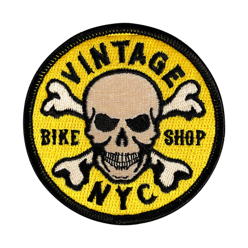 Vintage Bike Shop NYC Patch