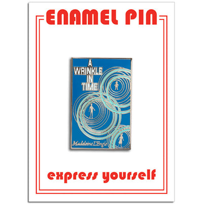 A Wrinkle in Time Pin