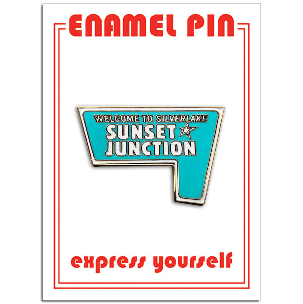 Sunset Junction Pin