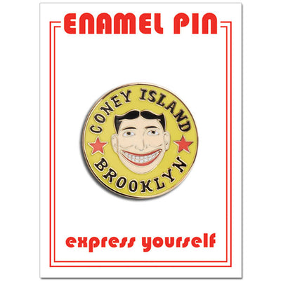 Coney Island Pin