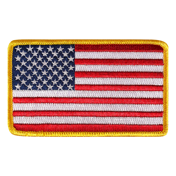 American Flag Patch