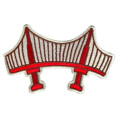 Golden Gate Bridge Patch
