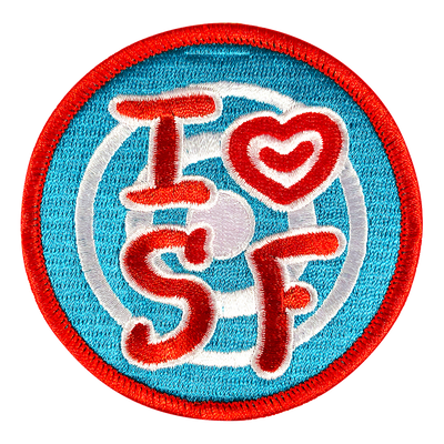 I Love SF Patch
