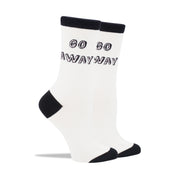 Go Away Women's Socks