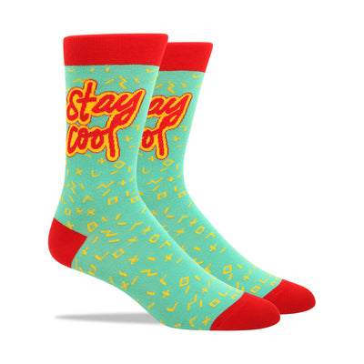 Stay Cool Men's Socks
