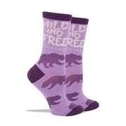 Wild and Free Women's Socks