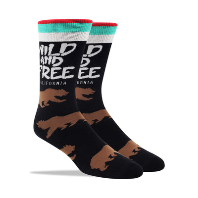 Wild And Free Men's Socks