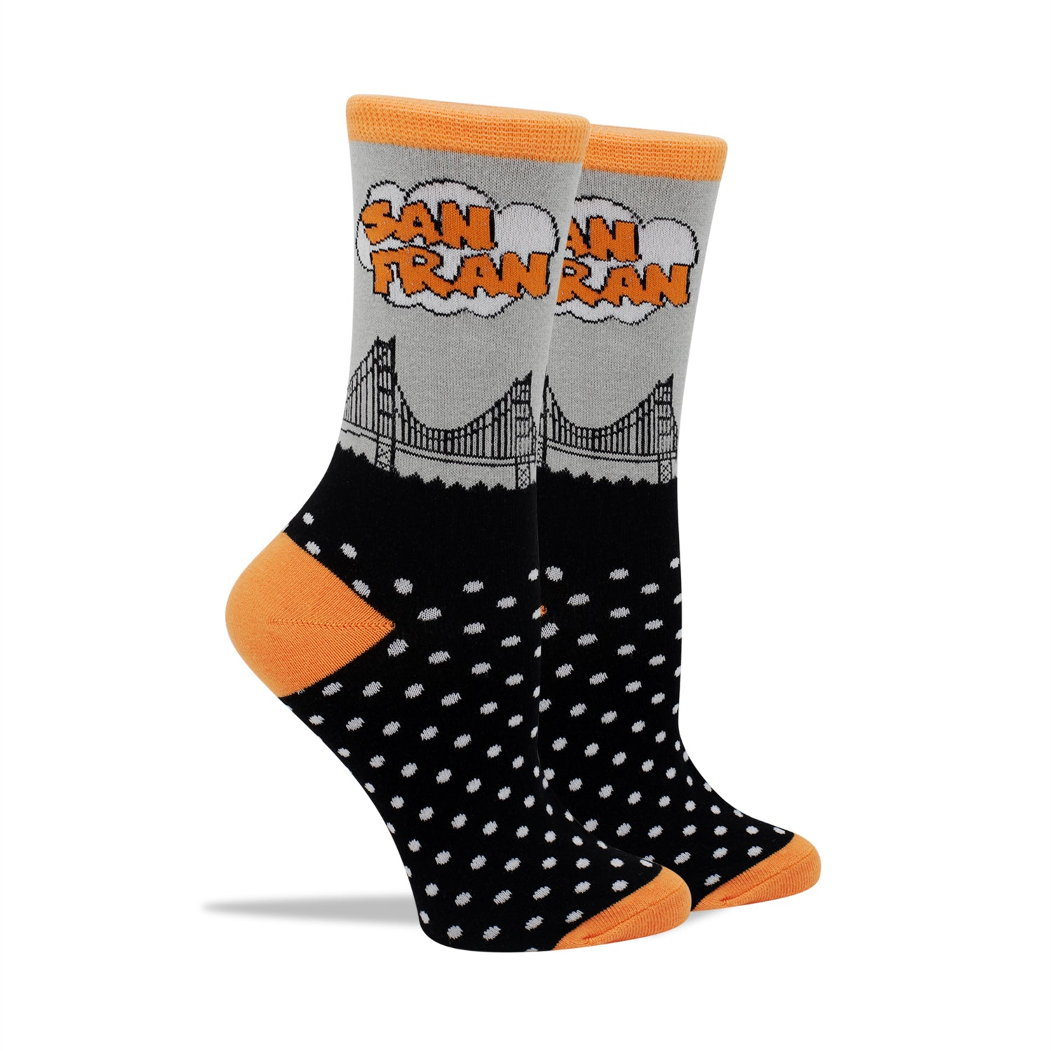 San Francisco Women's Socks