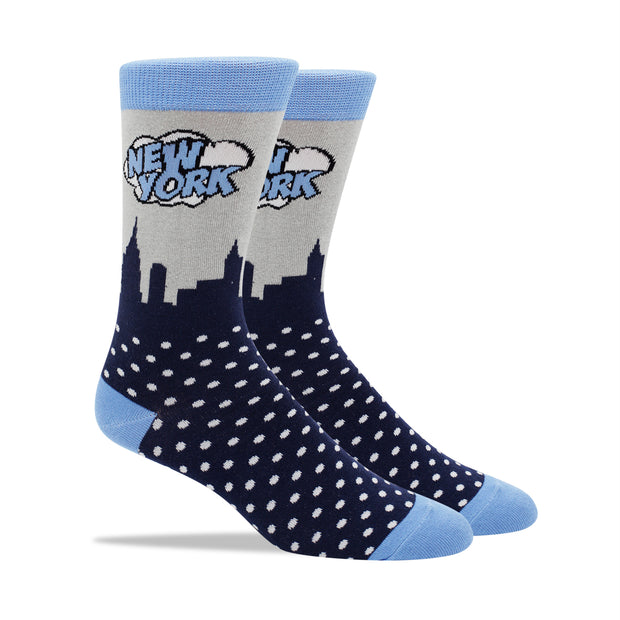 New York Men's Socks