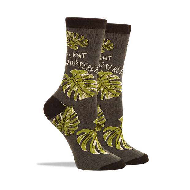Plant Whisperer Women's Socks