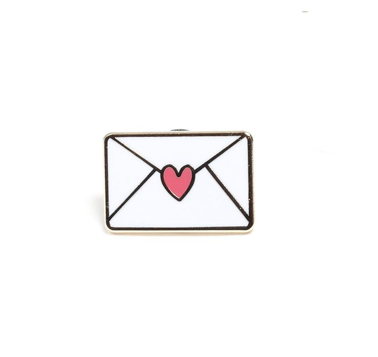 Love Letter Limited Edition Pin