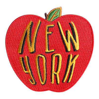 New York Apple Patch