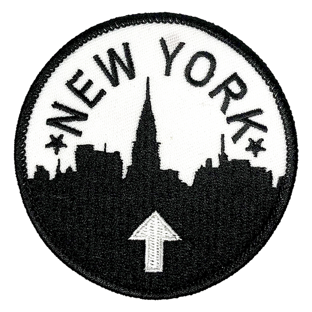 New York Circle Patch