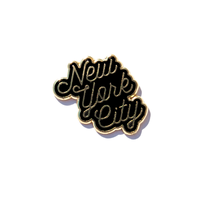 New York City Enamel Pin