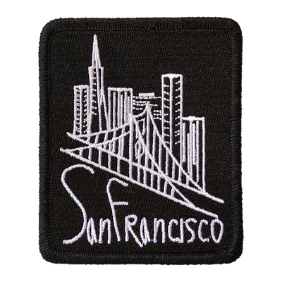 San Francisco Golden Gate Bridge Patch
