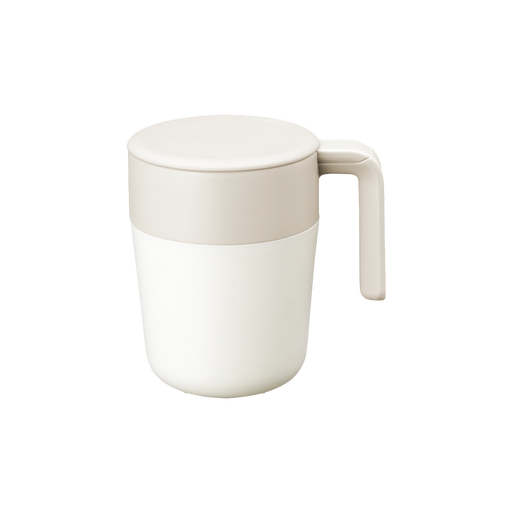 Kinto - Cafe Press Mug - Ivory - Kinto - The Cullt