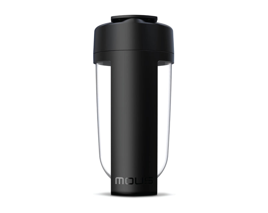 MOUS Fitness Bottle - Black - MOUS - The Cullt