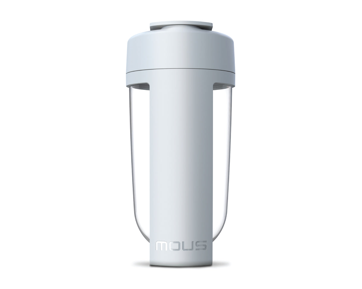 MOUS Fitness Bottle - Grey - MOUS - The Cullt