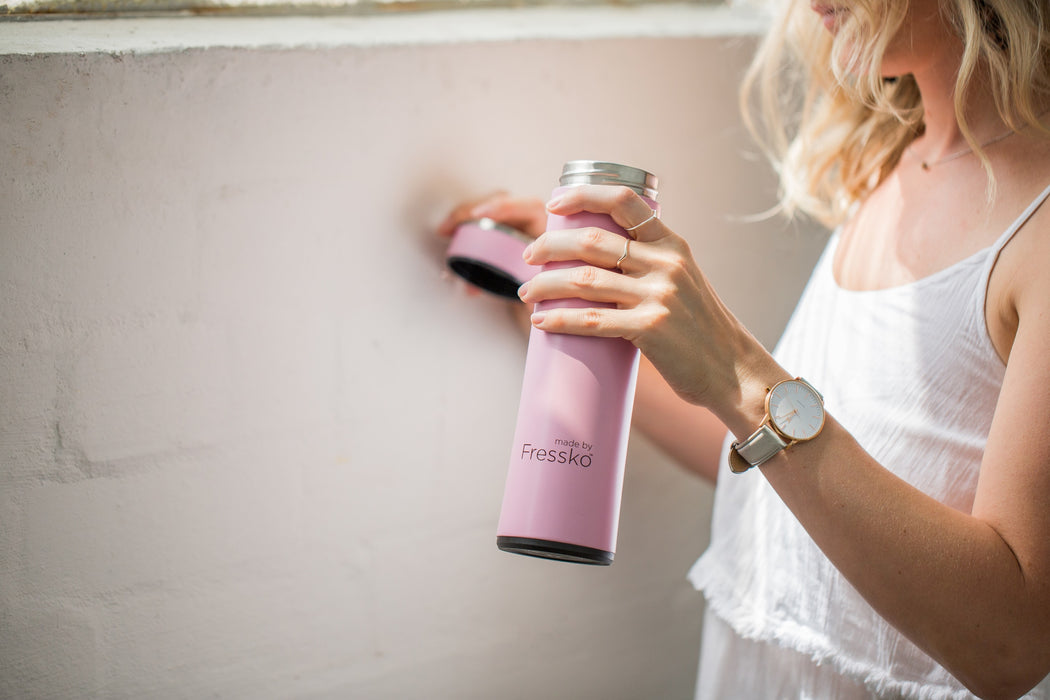 Fressko Flask - Blush 360ml - Fressko - The Cullt